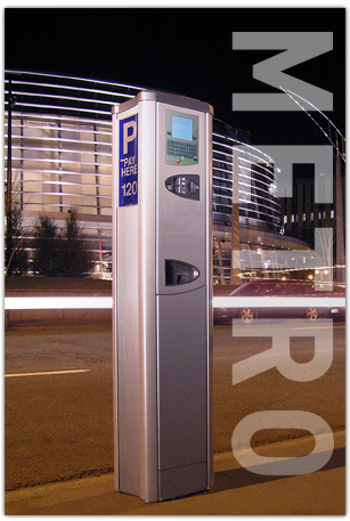Metro Parking Pay Station